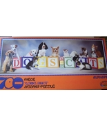 Dogs and Cats Alphabet Puzzle 700 Pieces PreOwn... - $2.50