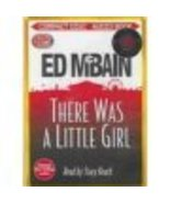 There Was A Little Girl, Ed McBain, Audiobook, CD