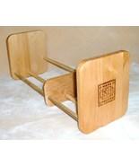 Napa Valley Box Co. Wood Tabletop CD Rack - $9.75