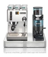Latte Espresso Cappuccino Steam Pump Coffee Mak... - $200.99
