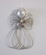 2014 Angel Ornament Handmade - $7.65