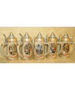 Budweiser Collector Stein Series - $250.00