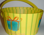 "Buy Gift Boxes - 4.75"" 'Make A Big Wish' Gift Box by Bob Boxes / Lang"