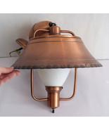 VTG Moe Light Mid Century Umbrella Brass Copper... - $94.04