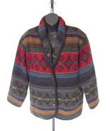 Woolrich Aztec Indian Blanket Wool Southwest Sh... - $128.69