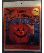 One Giant Super Stuff-a- Pumpkin Jack-o-lantern... - $3.99