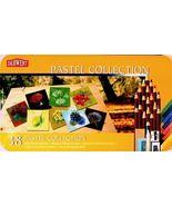 Derwent 38 Pastel Collection Mixed Pastel Mater... - $45.95