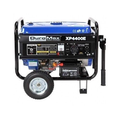 Portable Rv Generators : Gas powered generator portable camping wheel kit electric