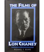 The Films of Lon Chaney - Blake 1st Ed. HC/DJ OOP - $15.00