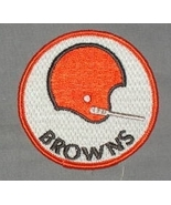 Vintage 70's Cleveland Browns Embroidered Patch - $5.39