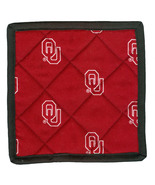 OU Sooners pot holder, Oklahoma University Boom... - $9.99