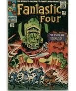 Fantastic Four (1961) # 49 VG Very Good Conditi... - $218.00