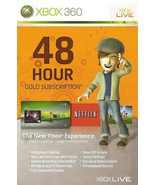 2-day{48 hrs} Xbox 360/ONE Live trial Gold Memb... - $2.50