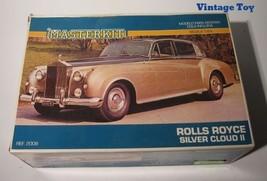 ~ Original  Masterkit 1959 Rolls Royce Silver C... - $23.95