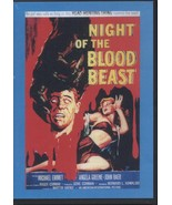 Night of the Blood Beast (1958) DVD - $7.99