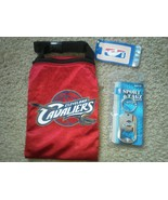 Set of 2 Cleveland Cavaliers NBA game day pouch... - $23.74