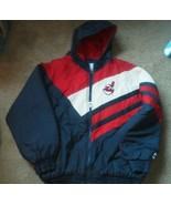 Men Cleveland Indians Coat Baseball Size L Jack... - $23.74