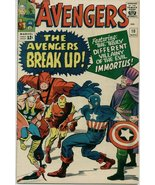 The Avengers (1963) # 10 FINE Condition Marvel ... - $189.99