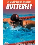 Richard Quick: Championship Winning Butterfly DVD - $29.99