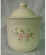 Pfaltzgraff Tea Rose 2½ Quart Canister # 507 - ... - $14.00