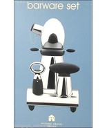 Michael Graves Bar Group new SHAKER &Tools & St... - $88.11