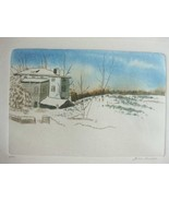 Juan Ricardo Original Signed Art Work Watercolo... - $125.95