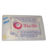 Vintage Royal Tops Yo-Yo Trick Strings Circa 19... - $11.00