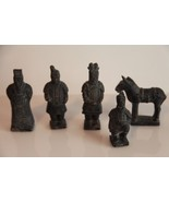 Vintage Terracotta Warriors set, Xian, China - $0.99