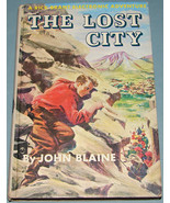 Rick Brant #2 The Lost City PC - $7.99