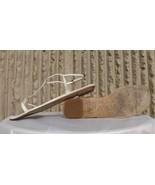 $350+ AUTH Prada strappy sandal flats 40.0 - $49.95