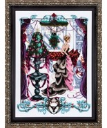 Christmas In London MD136 cross stitch chart Mi... - $13.95