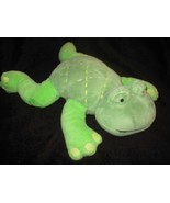 PBK Pottery Barn Kids Frog Green Plush Stuffed ... - $14.88