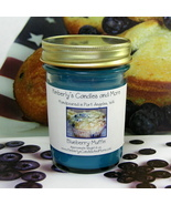 Blueberry Muffin Jelly Jar Candle - $8.00