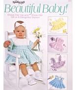 Beautiful Baby! CROCHET Pattern~5 Frilly DRESSE... - $38.38