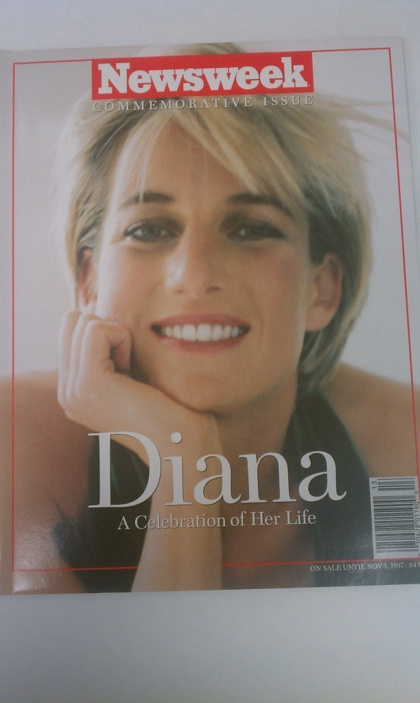 Buy newsweek magazine - Newsweek Magazine Commemorative Issue Diana A Celebration of her Life Nov 3 1997