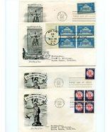 LOT (30) 1954 First Day Covers TERRE HAUTE Post... - $30.00