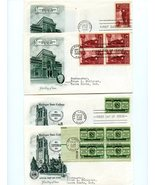 LOT (27) 1955 First Day Covers TERRE HAUTE Post... - $30.00