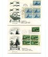 LOT (26) 1953 First Day Covers TERRE HAUTE Post... - $30.00