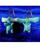 DUMBO EARRINGS-Disney Cartoon Baby Elephant Ani... - $10.97