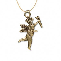 Cupid_20cherub_20gold_20pewter_20necklace_thumb200