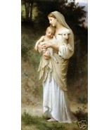 Innocence by William Bouguereau Old Masters Fin... - $123.75