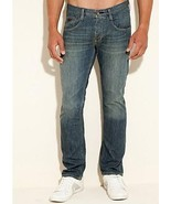 NEW Mens Jeans GUESS Vermont Slim Tapered Legs ... - $52.20