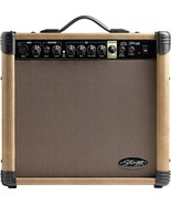 New Stagg 40 AA R Acoustic Guitar Amplifer with... - $181.67