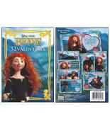 Disney PIXAR Brave 32 Valentines NIB - $2.99