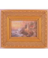 Thomas Kinkade The Light Of Peace Framed Print ... - $74.24
