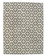 Hand Tufted Diamond Basic Gray 9' x 12' Contemp... - $769.00