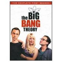 The Big Bang Theory: The Complete First Season (DVD, 2008, 3-Disc Set)