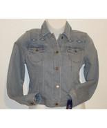 Chaps Denim Jeans Jacket size Large & XL NEW Wa... - $49.00