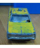 Hot Wheels 1968 yellow Fire Dept Cruiser - $4.99