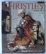 Christie's Magazine September/October 2001 [Pap... - $15.00